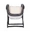 Koopers Lulla Baby Cot-Dark Grey