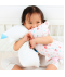 Bamboo Soft Snuggle Baby Travel Pillow with Cover - Bunny (95% Bamboo)