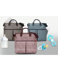 Skip Hop Duo Luxe Bag