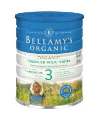 Bellamy's Step 3 Organic Toddler Milk Drink - 900g