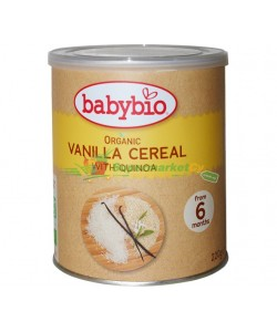 Baby Bio Quinoa Cereal