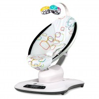 4moms Mamaroo Smart Baby Bouncer 4.0 ( Multicolor)