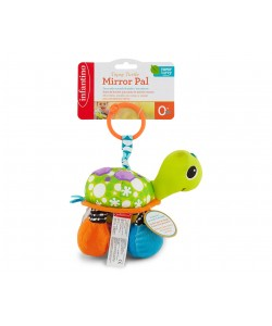 Infantino Turtle Mirror Pal