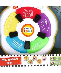 Infunbebe Baby Musical Band