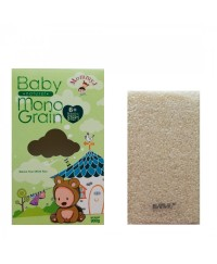 MommyJ Baby Organic Grown Pearl White Rice - Step 1