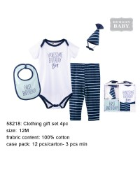 Luvable friends First Birthday Baby Giftset Handsome Boy
