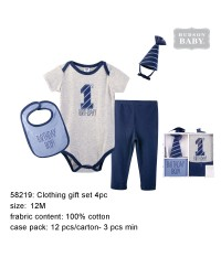 Luvable friends First Birthday Baby Giftset Birthday Boy