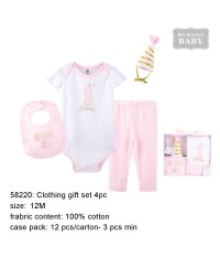 Luvable friends First Birthday Baby Giftset Birthday Girl