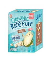 Apple Monkey Organic Rice Puff