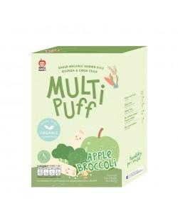 Apple Monkey Organic Multi Puff - Apple Broccoli 25g