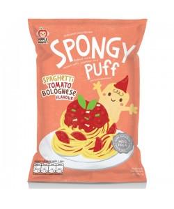 Apple Monkey Organic SPAGHETTI TOMATO Bolognese Spongy Puff