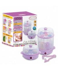 Autumnz 2-IN-1 Electric Sterilizer & Food Warmer
