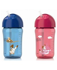 Philips Avent Strawcup 12oz 18m+ SINGLE PACK
