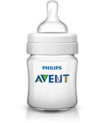 Philips Avent Classic+Feeding Bottle 4oz/125ml -SINGLE PACK