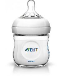 Philips Avent Bottles Natural 4oz/125ml (PP) -SINGLE PACK