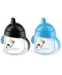 Philips Avent Premium Spout Cup 260ml - TWIN PACK