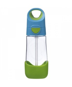 B.Box Tritan Drink Bottle-Ocean Breeze (450ml