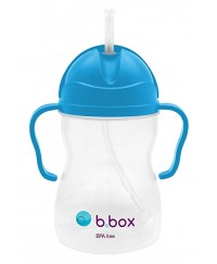 B.Box Sippy Cup-Blueberry (8oz)