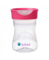 B.Box Training Cup-Raspberry (8oz)