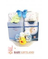 Baby Giftland Newborn Gift Hamper ~ Boy 0060