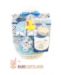 Baby Giftland Newborn Gift Hamper ~ Boy 0075