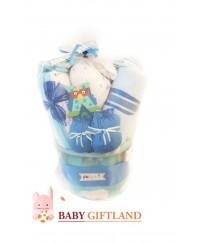 Baby Giftland Newborn Gift Hamper ~ Boy 0073