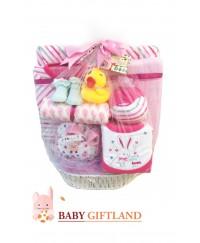 Baby Giftland Newborn Gift Hamper ~ Girl 0076