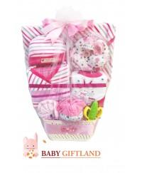 Baby Giftland Newborn Gift Hamper ~ Girl 0036