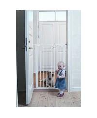 Babydan Extra Tall Premier Presure Gate(white) w/ 1 Exit