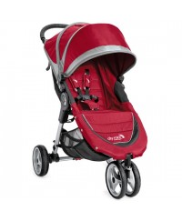 Baby Jogger City Mini Single - Crimson Grey