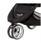 Baby Jogger City Mini Single - Crimson Grey
