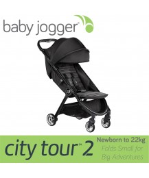 Baby Jogger City Tour 2 (2019) - Cabin Size Stroller