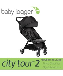 Baby Jogger City Tour 2 2019 Cabin Size Stroller