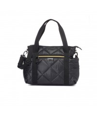 Babymel London Cara Ultra-Lite Black Quilt