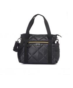 Babymel London Cara Ultra-Lite Black Quilt