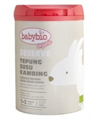 Babybio Organic Goat Milk Powder 1-3 year