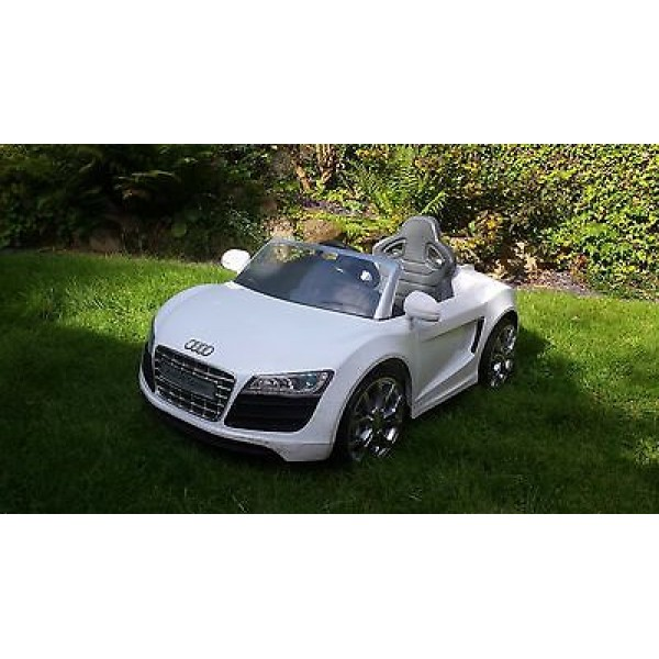 Audi R8 Battery: AUDI R8 -SPYDER Kids Battery Car Malaysia @ The Baby Loft