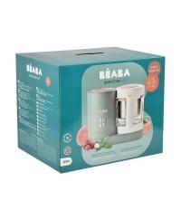 Beaba Babycook Neo Glass 4 in 1 Steam Cooker & Blender-Eucalyptos