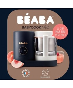 Beaba Babycook Neo Glass 4 in 1 Steam Cooker & Blender-ITD French