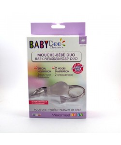 Visiomed Baby Doo Cleaner - Baby Nose Cleaner MX10