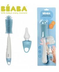 Beaba 2 in 1 Silicone Bottle Brush