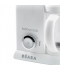 Beaba Babycook 4-in-1 Baby Food Maker EU Plug ( White/Silver)