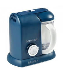 Beaba Babycook 4-in-1 Baby Food Maker BS Plug ( Navy )