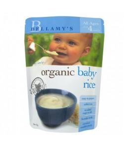 Bellamy's Organic Baby Rice