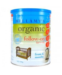 Bellamy's Step 2 Organic Follow On Formula - 900g