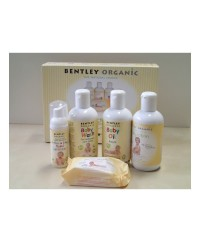 Bentley Organic Baby Gift Set & Keepsake Box