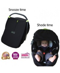 SnoozeShade  - Classic Sun Shade (Infant Carseat)