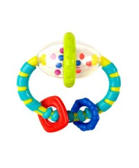 Bright Starts Grap & Spin Rattle Toy