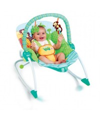 Bright Starts 3-in-1 Baby to Big Kid Rocker -BB