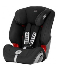 Britax EVOLVA 1-2-3 plus Booster Car Seat (9M to 12 yrs)